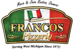 Francos-pizzeria-logo