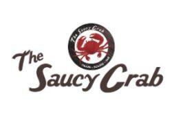 saucy crab logo